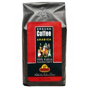 Кофе индийский молотый Арабика (Arabica Good Sign Company), 200 гр