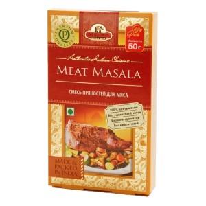 смесь специй для мяса Мит масала (Meat Masala, Good Sign Company), 50 гр