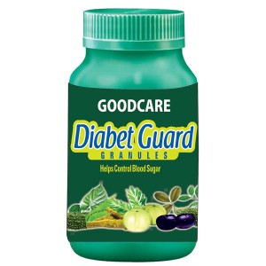 контроль уровня сахара в крови Диабет Гард (Diabet Guard GoodCare), 100 гр