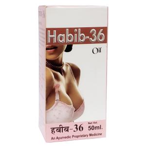 средство для упругости и лифтинга груди Хабиб-36 масло (Habib-36 oil), 50 мл