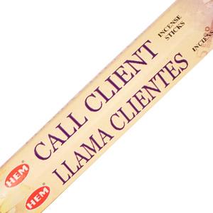 ароматические палочки Hem Звонок Клиента