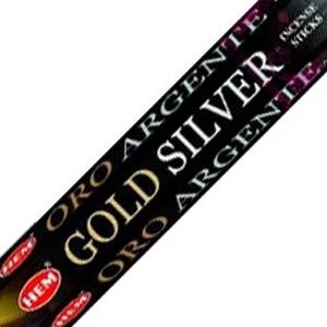 ароматические палочки Hem Золото и Серебро