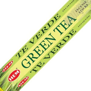 Ароматические палочки Хем Зелёный Чай (Green Tea Hem)