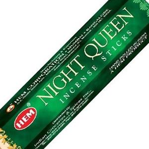 ароматические палочки Hem Ночная Королева