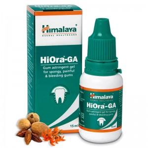 Хиора-ГА гель для дёсен Хималая (HiOra-GA gel Himalaya), 15 мл