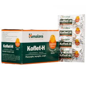 Кофлет Апельсин (Koflet-H Orange Flavour), 6 штук