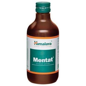 Ментат сироп Хималая (Mentat syrup Himalaya), 200 мл
