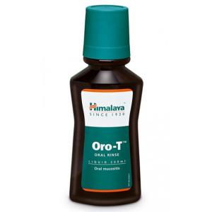 ополаскиватель для рта Оро-Т Хималая (Oro-T Oral Rinse Himalaya), 200 мл