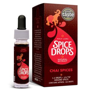 жидкие специи для чая масала (Spice Drops Holy Lama), 5 мл