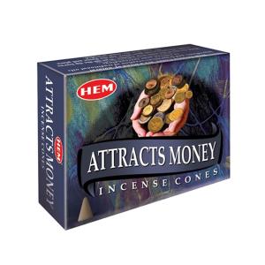 ароматические конусы Привлечение Денег Хем (Attracts Money Hem)