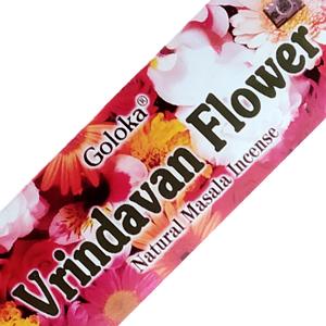 ароматические палочки Цветок Вриндавана Голока (Vrindavan Flower Goloka), 100 гр