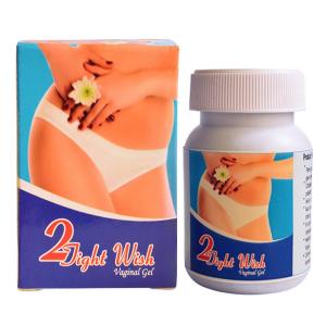 Тонизирующий вагинальный гель 2 Тайт Виш (2 Tight Wish), 50 гр