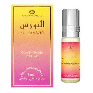 масляные духи Al-Nourus Аль Рехаб (Al-nourus, Al Rehab), 6 мл.