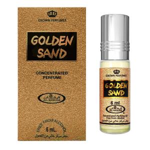 масляные духи Золотой Песок Аль Рехаб (Golden Sand Al Rehab), 6 мл.