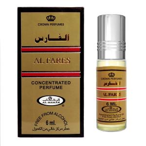 масляные духи Аль Фарес Аль Рехаб (Al Fares Al-Rehab), 6 мл.