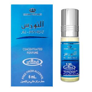 масляные духи Аль Наврус Аль Рехаб (Al-nourus, Al Rehab), 6 мл.