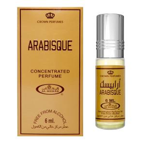 масляные арабские духи Арабеске Аль Рехаб (Arabesque Al Rehab), 6 мл.