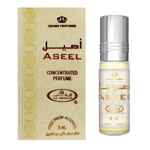 масляные арабские духи Азил Аль Рехаб (Aseel Al Rehab), 6 мл.
