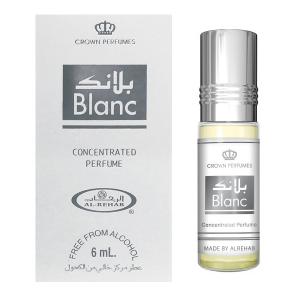 масляные духи Бланк Аль Рехаб (Blanc Al-Rehab), 6 мл.