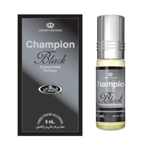 масляные духи Чемпион Блэк Аль Рехаб (Champion Black Al Rehab), 6 мл.