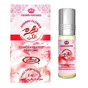 масляные духи Цветок Вишни Аль Рехаб (Cherry Flower Al Rehab), 6 мл.