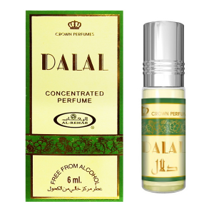 масляные духи Далал Аль Рехаб (Dalal Al Rehab), 6 мл.