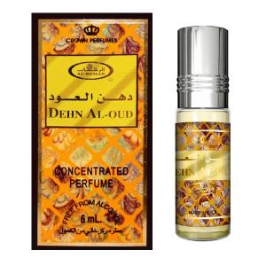 масляные арабские духи Ден Аль Оуд Аль Рехаб (Dehn Al Oud Al Rehab), 6 мл.