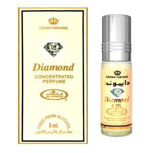 масляные духи Бриллиант Аль Рехаб (Diamond Al Rehab), 6 мл.