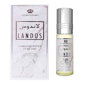 масляные духи Ландос Аль Рехаб (Landos, Al Rehab), 6 мл.