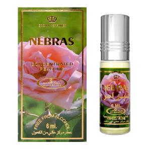масляные арабские духи Небрас Аль Рехаб (Nebras Al Rehab), 6 мл.