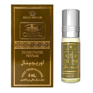 масляные арабские духи Ориджинал Аль Рехаб (Original Al Rehab), 6 мл.