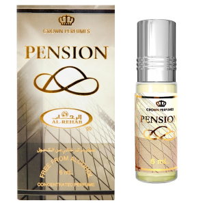 масляные арабские духи Пенсьон Аль Рехаб (Pension Al Rehab), 6 мл.