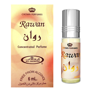 масляные арабские духи Раван Аль Рехаб (Rawan Al Rehab), 6 мл.