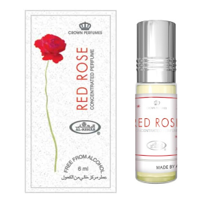 масляные духи Красная Роза Аль Рехаб (Red Rose Al-Rehab), 6 мл.