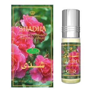 масляные арабские духи Шадха Аль Рехаб (Shadha Al Rehab), 6 мл.