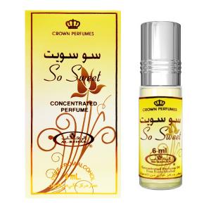 масляные арабские духи Со Свит Аль Рехаб (So Sweet Al Rehab), 6 мл.