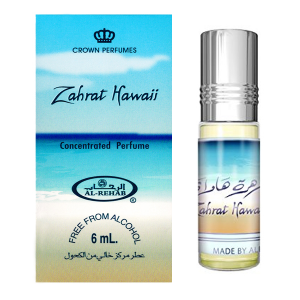 масляные духи Захрат Гавайи Аль Рехаб (Zahrat Hawaii Al-Rehab), 6 мл.