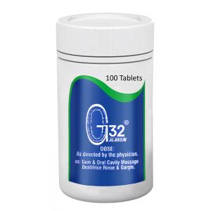 Г-32 Аларсин (G-32 Alarsin), 100 таблеток