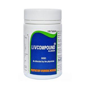 Лив Компаунд Аларсин (Liv Compound Alarsin), 100 таблеток