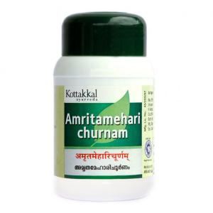 Амритамехари Чурнам Арья Вадья Сала (Amritamehari churnam Arya Vaidya Sala), 50 гр