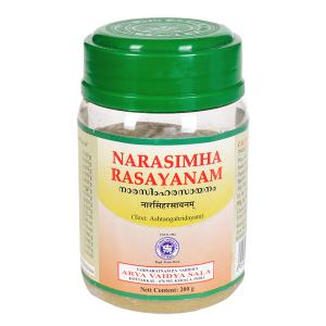Нарасимха Расаяна Арья Вадья Сала (Narasimha Rasayanam Arya Vaidya Sala), 200 гр
