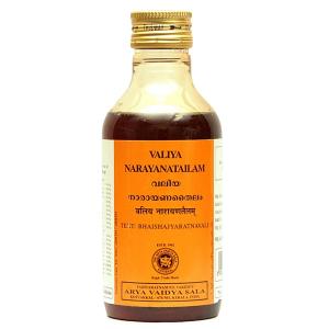 масло Валья Нараяна Тайлам Арья Вайдья Сала (Mahanarayan Tel), 200 мл.