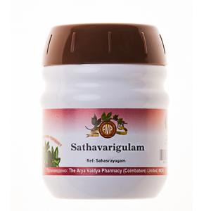 Шатавари Гулам Арья Вайдья Фармаси (Sathavari Gulam AVP), 200 гр