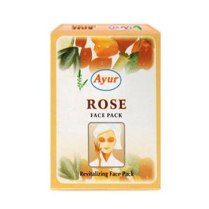травяная маска для лица с розой для сухой кожи