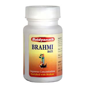 Брахми Бати Байдианат (Brahmi Bati Baidyanath), 80 таблеток