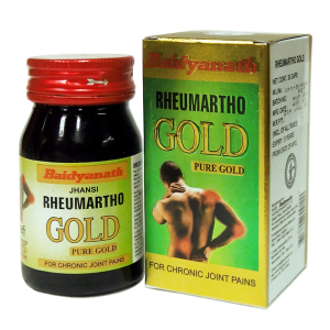 Реумато Голд Байдиантх (Rheumartho Gold Baidyanath), 30 капсул