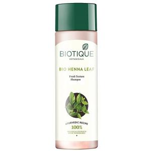 Шампунь Биотик Био Хна (Biotique Bio Henna Leaf), 190мл