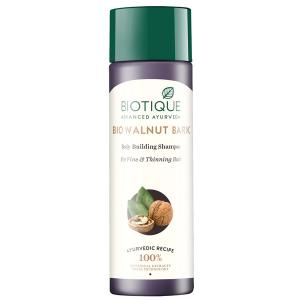 Шампунь Биотик Био Грецкий Орех (Biotique Bio Walnut Bark Body Building Shampoo), 190мл
