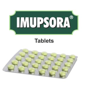 лечение псориаза Имупсора Чарак (Imupsora Charak), 30 таблеток