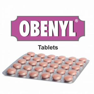 таблетки для похудения Обенил Чарак (Obenyl Charak Pharma), 30 таблеток